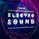Electro Sound - Music Web Cover Template