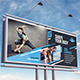 Fitness Billboard Template