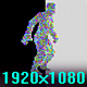 Pixels Dancer - VideoHive Item for Sale