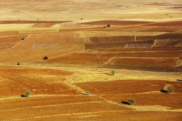 Turkey landscapes - Stock Photo - Images