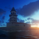 Night in Maiden Tower - VideoHive Item for Sale