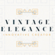 Vintage Elegance Creator - GraphicRiver Item for Sale