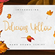 Delicious Yellow Script - GraphicRiver Item for Sale