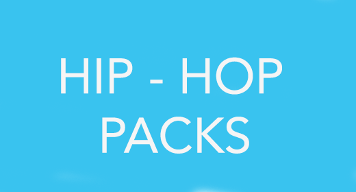 Hip Hop Packs
