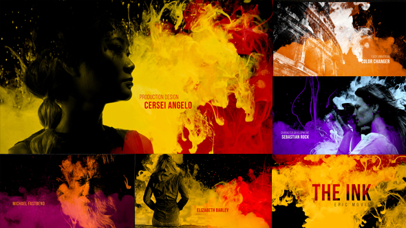 VideoHive The Ink Opener 20871999