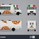 Mobile Pizzeria Truck Design