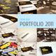Web Portfoio InDesign template - GraphicRiver Item for Sale