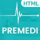 PreMedi - Hospital And Medical Multipurpose - ThemeForest Item for Sale