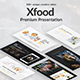 Xfood Powerpoint Template