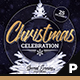 Christmas Celebration Flyer & Poster - GraphicRiver Item for Sale