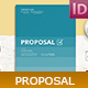 Proposal Adobe Indesign Template