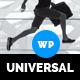 Universal - Smart Multi-Purpose WordPress Theme - ThemeForest Item for Sale
