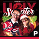 Ugly Sweater Party Flyer & Poster - GraphicRiver Item for Sale
