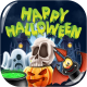 Happy Halloween Match3 - HTML5 Game + Android (Capx)