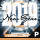 New Year Party Flyer & Poster - GraphicRiver Item for Sale