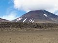 Active volcano cone Mount Ngauruhoe New Zealand - PhotoDune Item for Sale