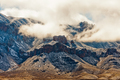 Winter Storm Snow Chisos Mountains Big Bend NP TX - PhotoDune Item for Sale