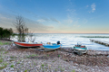 Peaceful landscape of Lesser Slave Lake AB Canada - PhotoDune Item for Sale