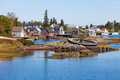 Fishing village of Blue Rock Nova Scotia NS Canada - PhotoDune Item for Sale