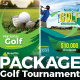 Golf Tournament Template Package