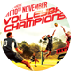 Volleyball Championships Sports Flyer