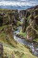 Fjaorargljufur Canyon,Iceland - PhotoDune Item for Sale
