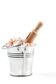 Isolated Scoop in Bucket of Salt - PhotoDune Item for Sale