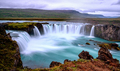 Godafoss Waterfall,Iceland - PhotoDune Item for Sale