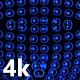Blue Symmetrical Light Flow - VideoHive Item for Sale