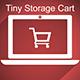 Tiny Storage Cart