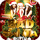 Bad Santa Christmas Party Flyer - GraphicRiver Item for Sale