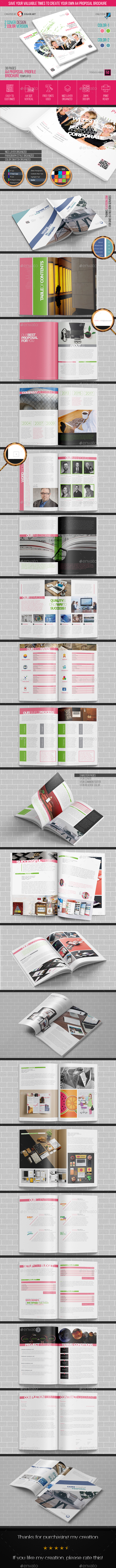 GraphicRiver Proposal 20876052