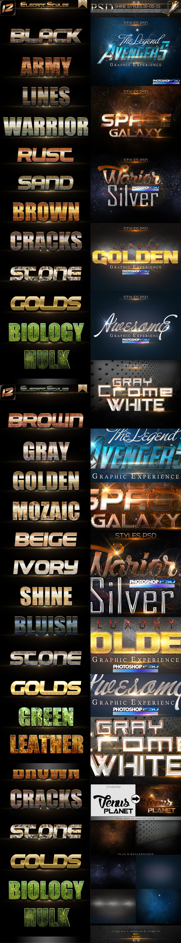 30 Bundle Dian_7 - Text Effects Styles