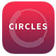 CIRCLES - PowerPoint Infographics Slides - GraphicRiver Item for Sale
