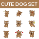 Puppy Set - GraphicRiver Item for Sale