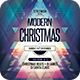 Modern Christmas Flyer - GraphicRiver Item for Sale