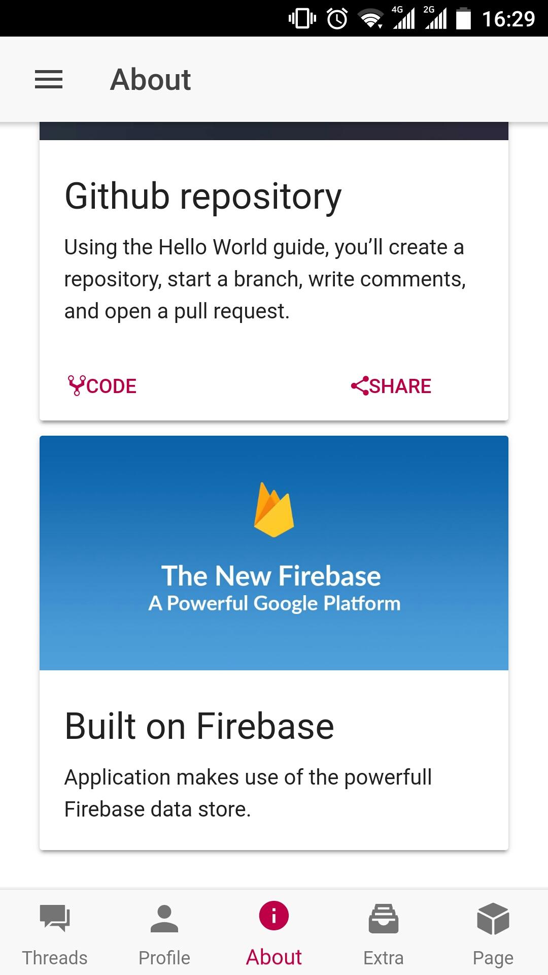 Firebase Quiz App Github