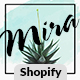 Mira - Responsive Sectioned Shopify Theme for Fashion, Cosmetic, Plant, Pottery and Pet Store - ThemeForest Item for Sale