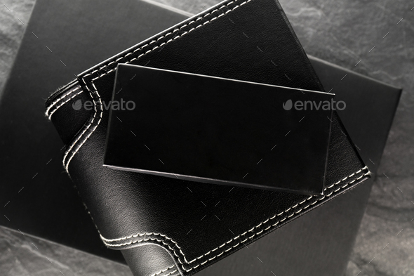 Different packaging boxes for gifts, black Friday - Stock Photo - Images