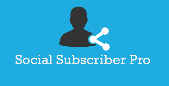 CodeCanyon Social Subscriber Pro easily subscribe users to mailing using social networks 20877892