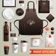 Coffee Shop Design Mockup