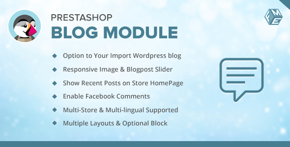 CodeCanyon Best Prestashop Blog Module Responsive & SEO Friendly Blog 20877923