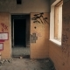 Destroyed Residency, Graffiti on the Wall - VideoHive Item for Sale