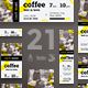 Coffee Shop Banner Pack-Graphicriver中文最全的素材分享平台