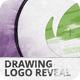 Drawing Logo Reveal - VideoHive Item for Sale