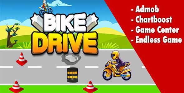 CodeCanyon Bike Drive 20878319