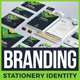 Creative Business Branding Stationery Identity Mega Bundle
