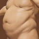 Fat Man's Weight Loss 3d  - VideoHive Item for Sale