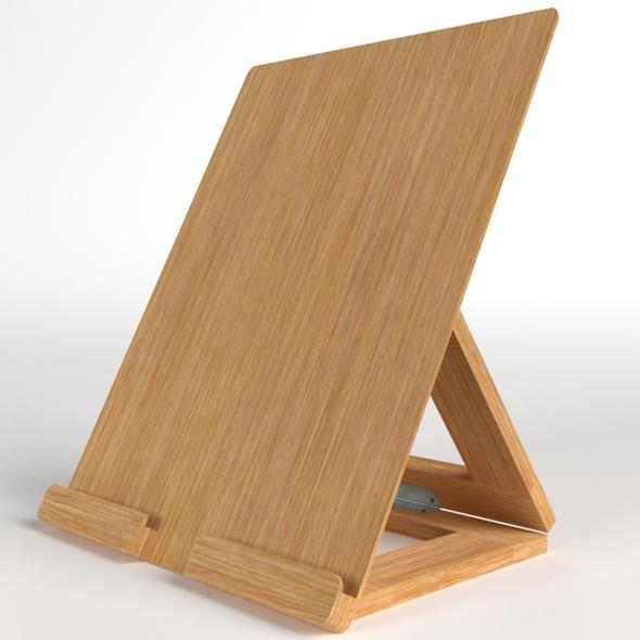 3DOcean Tablet Desktop Stand 20878967