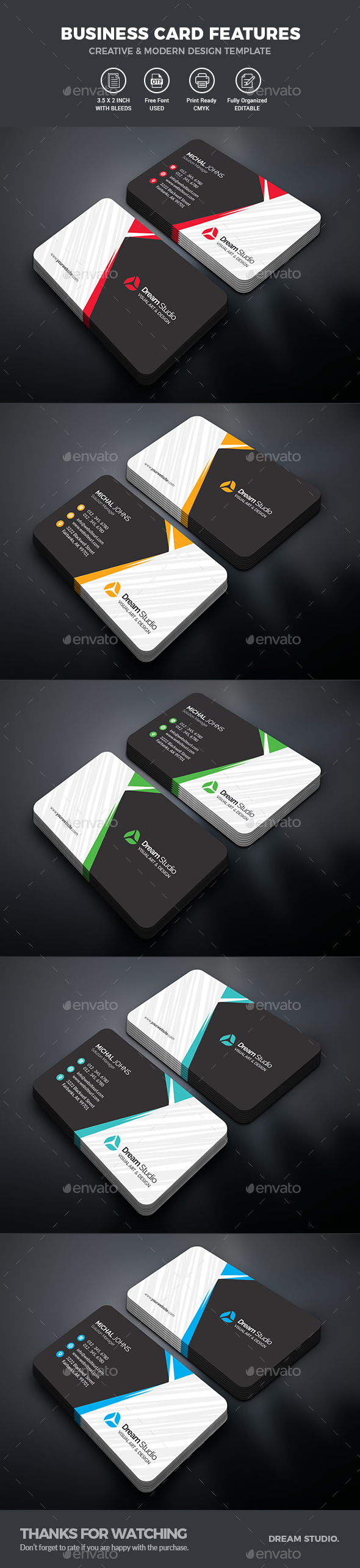 Design Business Cards Online Free Print Home   Business Card Templates  U0026 Designs From Graphicriver